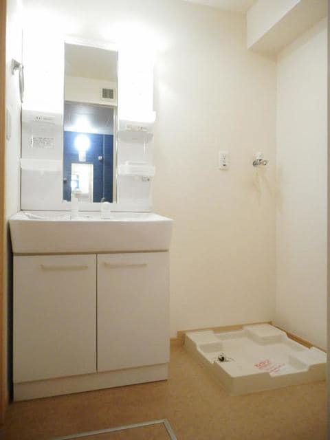 Flat Hills eco 02020号室の風呂
