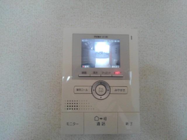 プティ アンジュⅠ 02020号室のセキュリティ