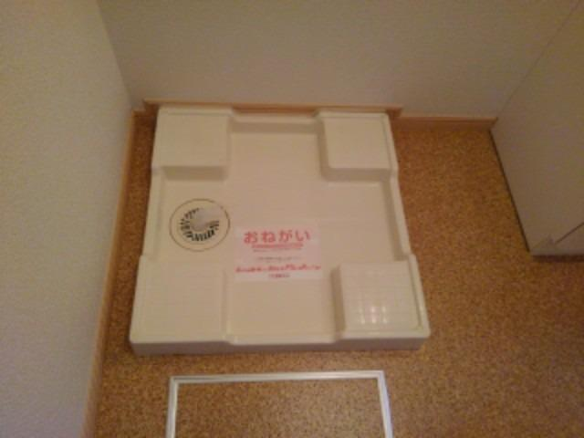 プティ アンジュⅠ 02020号室のトイレ