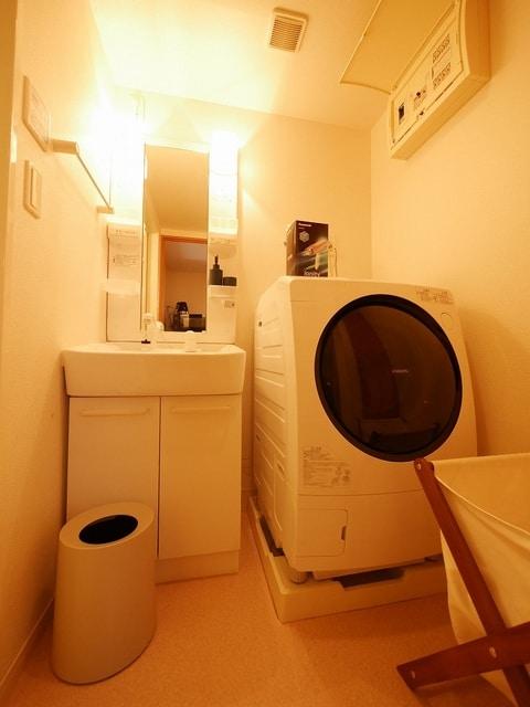 広尾ビューヒルズ 03040号室の風呂