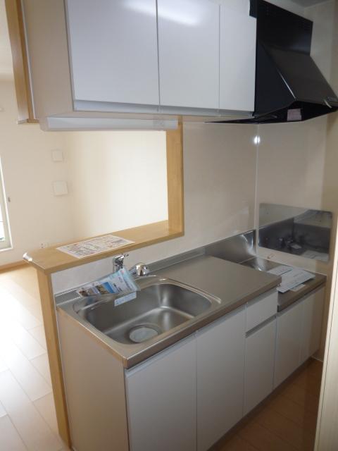 アプローズ 02020号室のキッチン