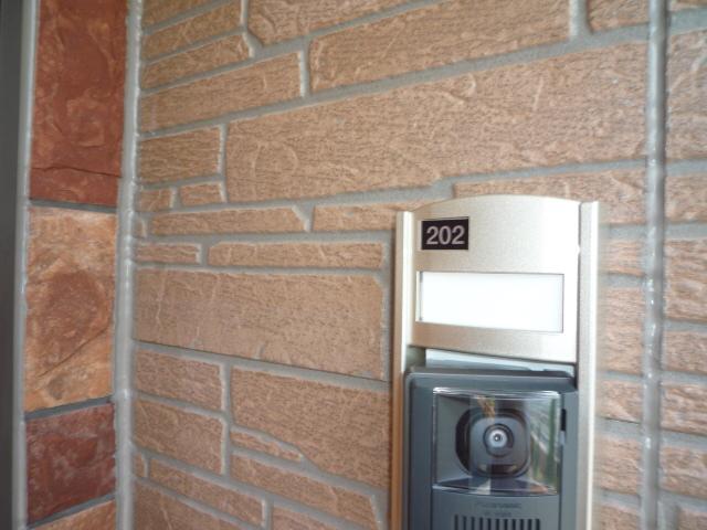 アプローズ 02020号室のセキュリティ