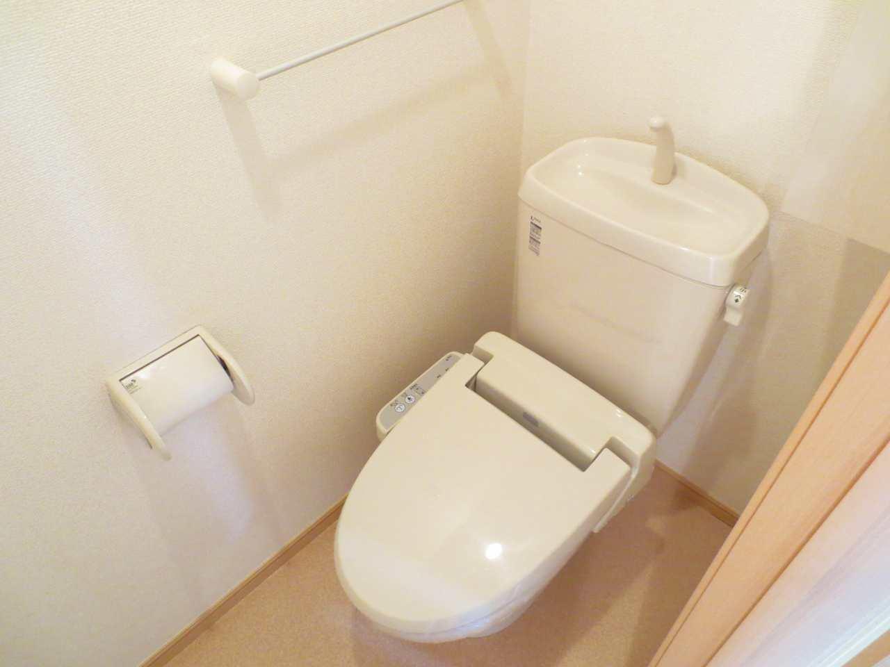 アプローズ 02020号室のトイレ