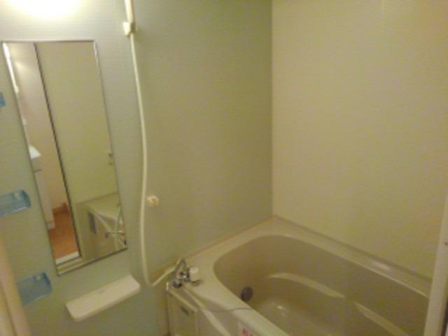 ブランミュールD 01030号室の風呂