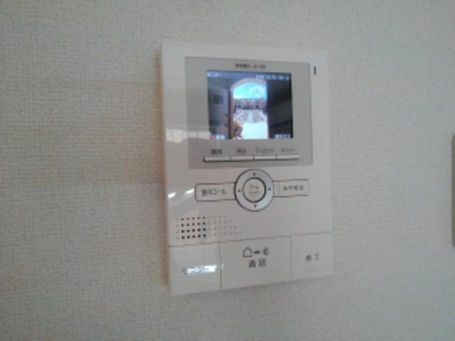 ブランミュールD 01030号室のセキュリティ