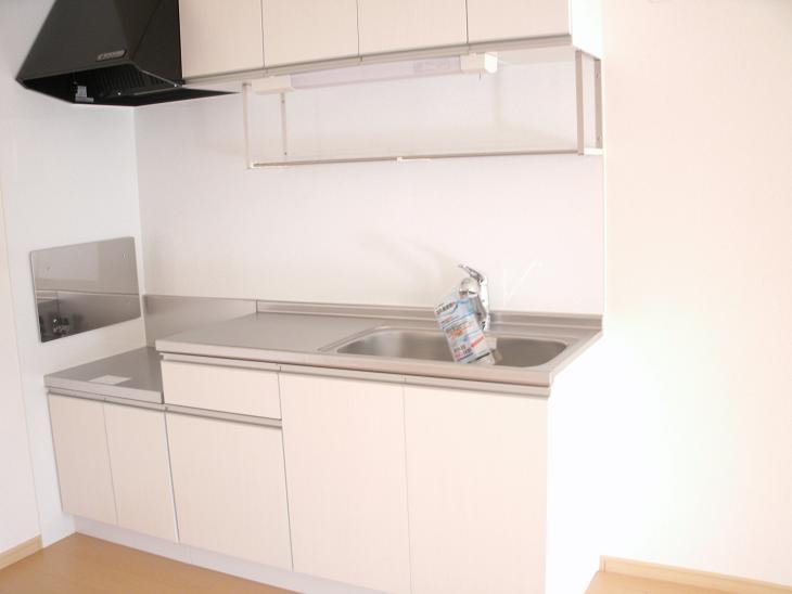 グレイスフル・M 02030号室のキッチン