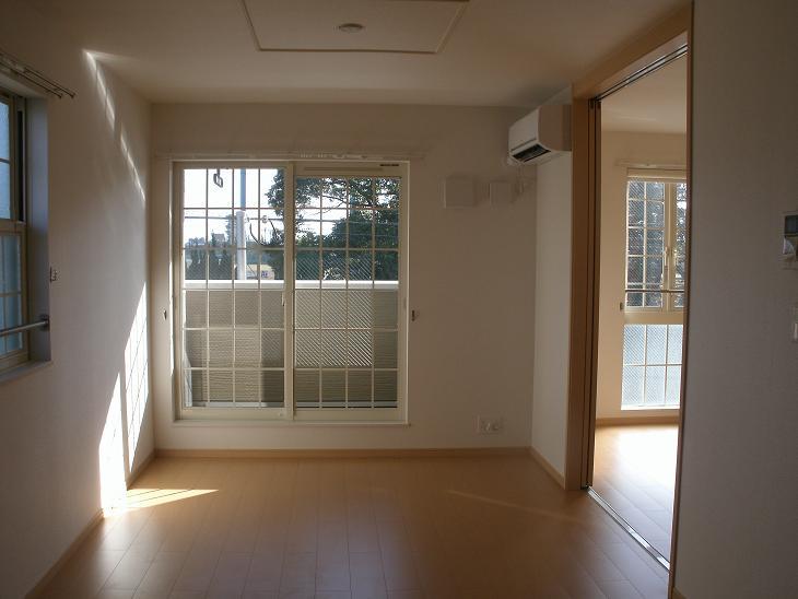 グレイスフル・M 02030号室の居室