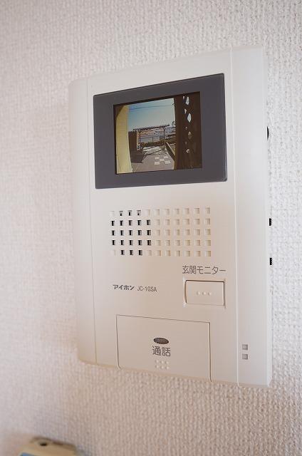 グレイスフル・M 02030号室のセキュリティ
