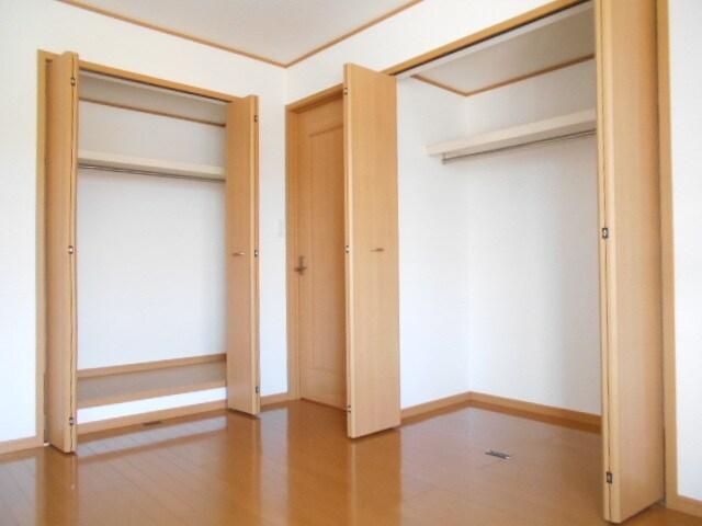 レムリア 02020号室の収納