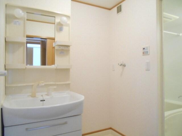 レムリア 02020号室の洗面所