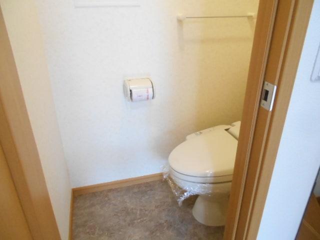レムリア 02020号室のトイレ