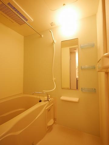 ベル・フルール 02010号室の風呂