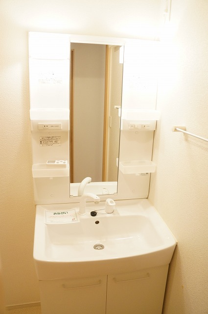 ビラ・シャルル 02010号室の洗面所