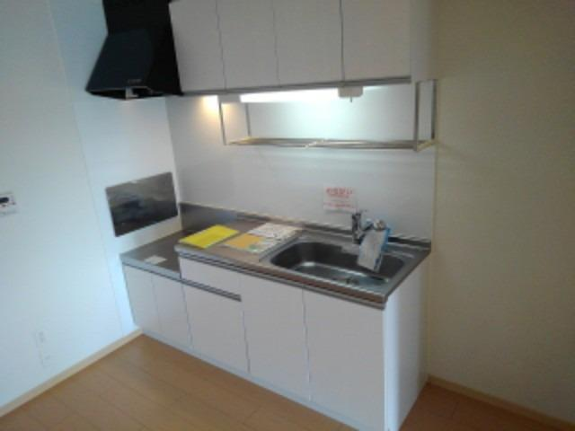 アンジェニュ 02040号室のキッチン