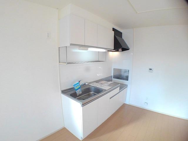 ミルト立花 02010号室のキッチン