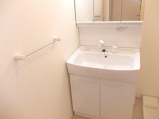 グランデ・オルソⅡ 01050号室の洗面所