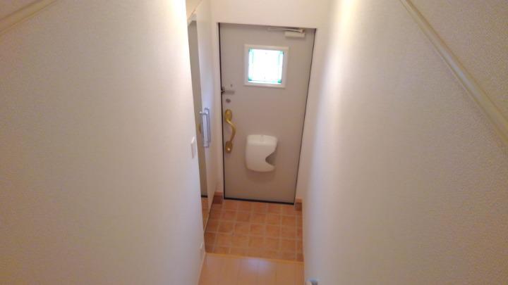 花椿Ⅰの玄関