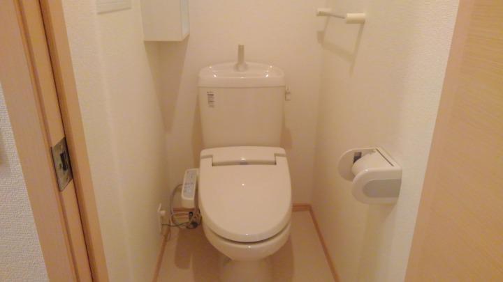 花椿Ⅰのトイレ