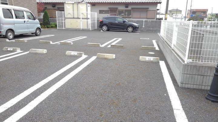 花椿Ⅰの駐車場