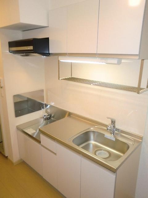 フレール与野本町参番館 01010号室のキッチン