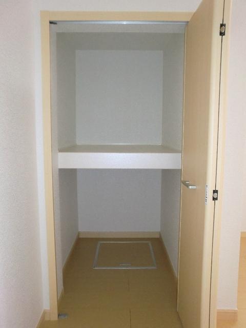 フレール与野本町参番館 01010号室の収納