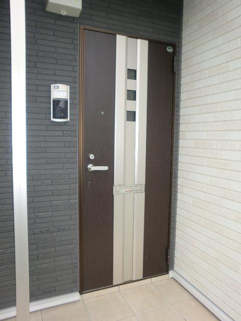 フレール与野本町参番館 01010号室のエントランス
