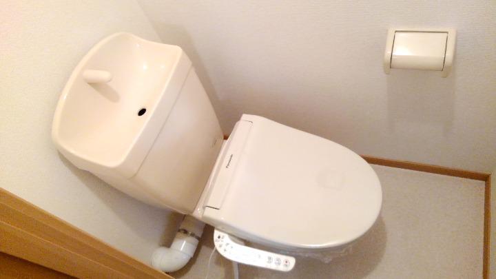 メゾンシャルマン 03010号室のトイレ