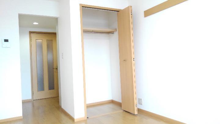 メゾンシャルマン 03010号室の収納