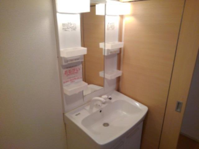 シークエント このみ 02010号室の洗面所