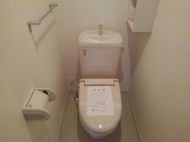 シークエント このみ 02010号室のトイレ