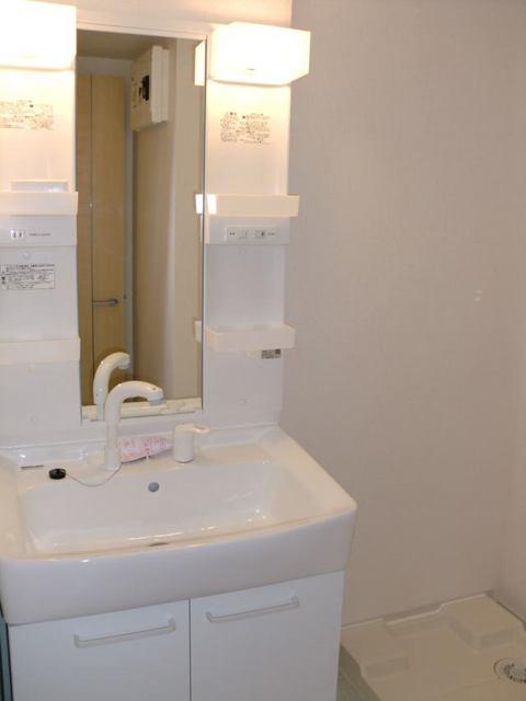 サンリット・セレノ 01030号室の洗面所