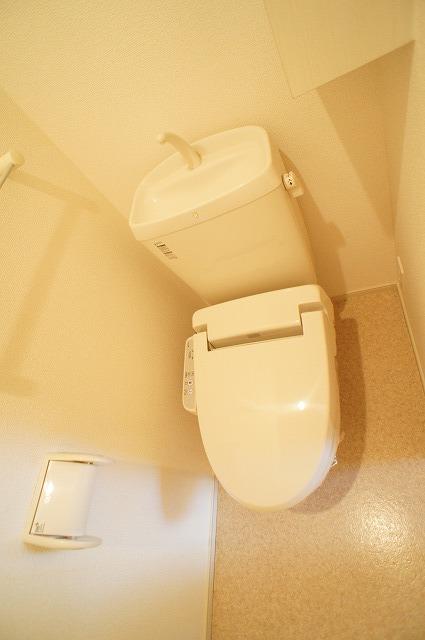 エピナール 01010号室のトイレ