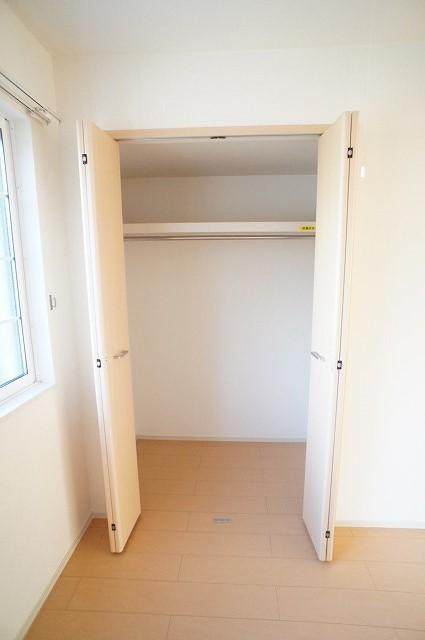エピナール 01010号室の収納