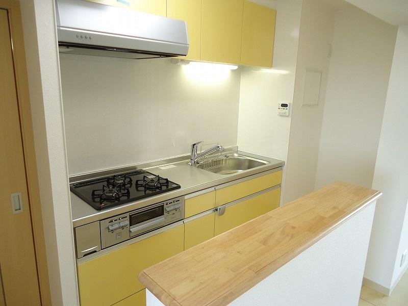 ティン・グローブⅢ 04030号室のキッチン