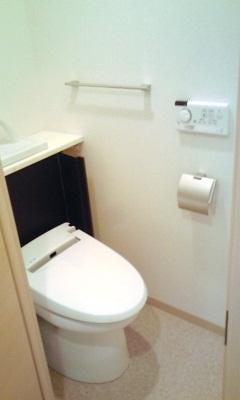 ティン・グローブⅢ 04030号室のトイレ