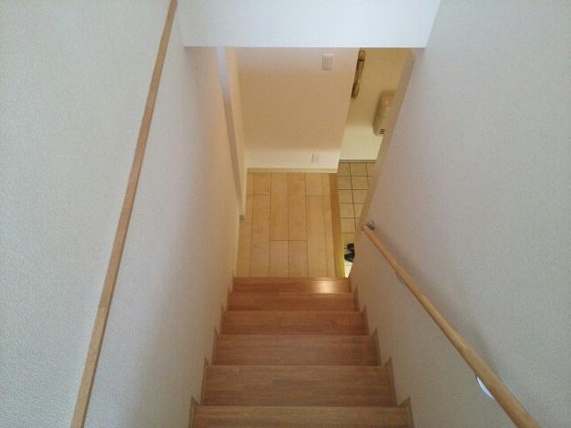 ティン・グローブⅢ 04030号室の玄関