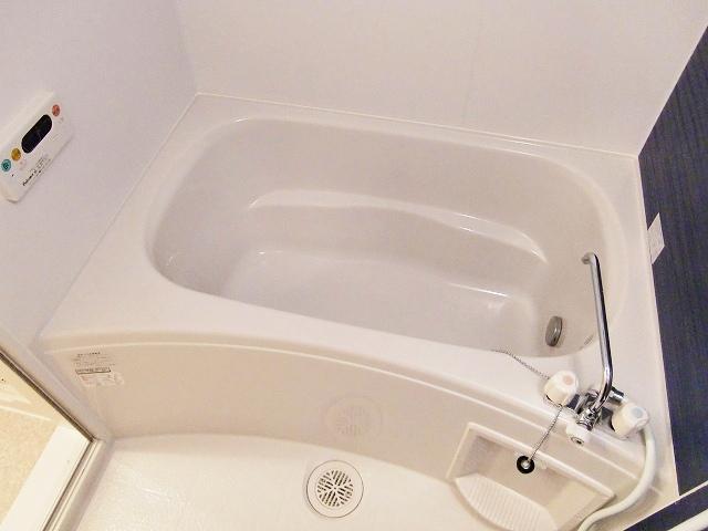 ラポールⅡ 01020号室の風呂