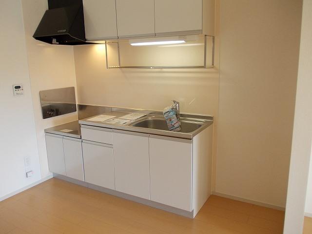 ラポールⅡ 02020号室のキッチン