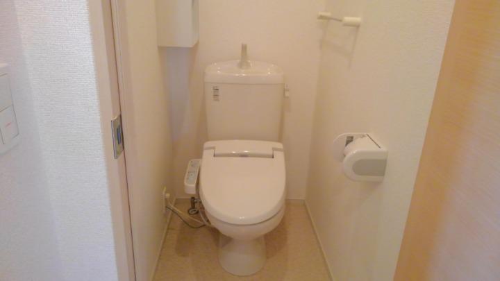 ビバリーヒルズT&Y 02010号室のトイレ