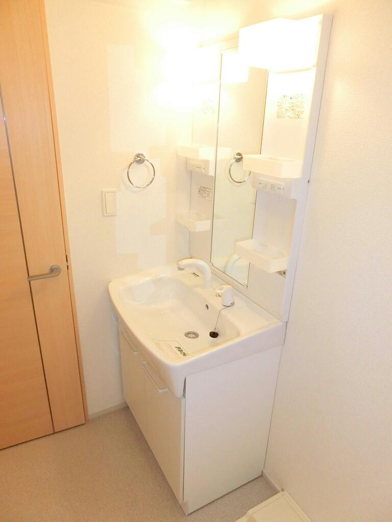 アウローラ 01020号室の洗面所