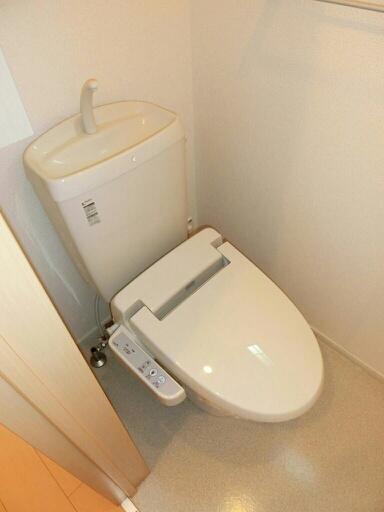 アウローラ 01020号室のトイレ