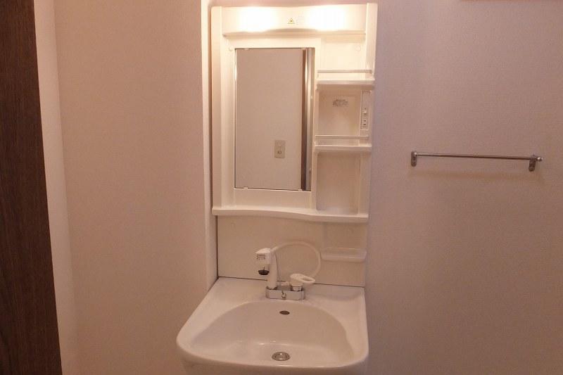オーキッドヒル・Aの洗面所