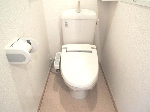 エレガント さくら 02050号室のトイレ