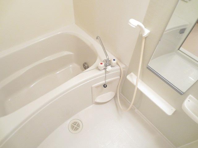 サニー・パークサイド 01020号室の風呂