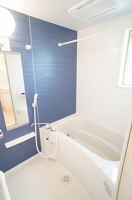 サンエスポワールⅠ 02050号室の風呂