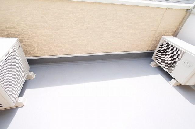 サンエスポワールⅠ 02050号室のバルコニー