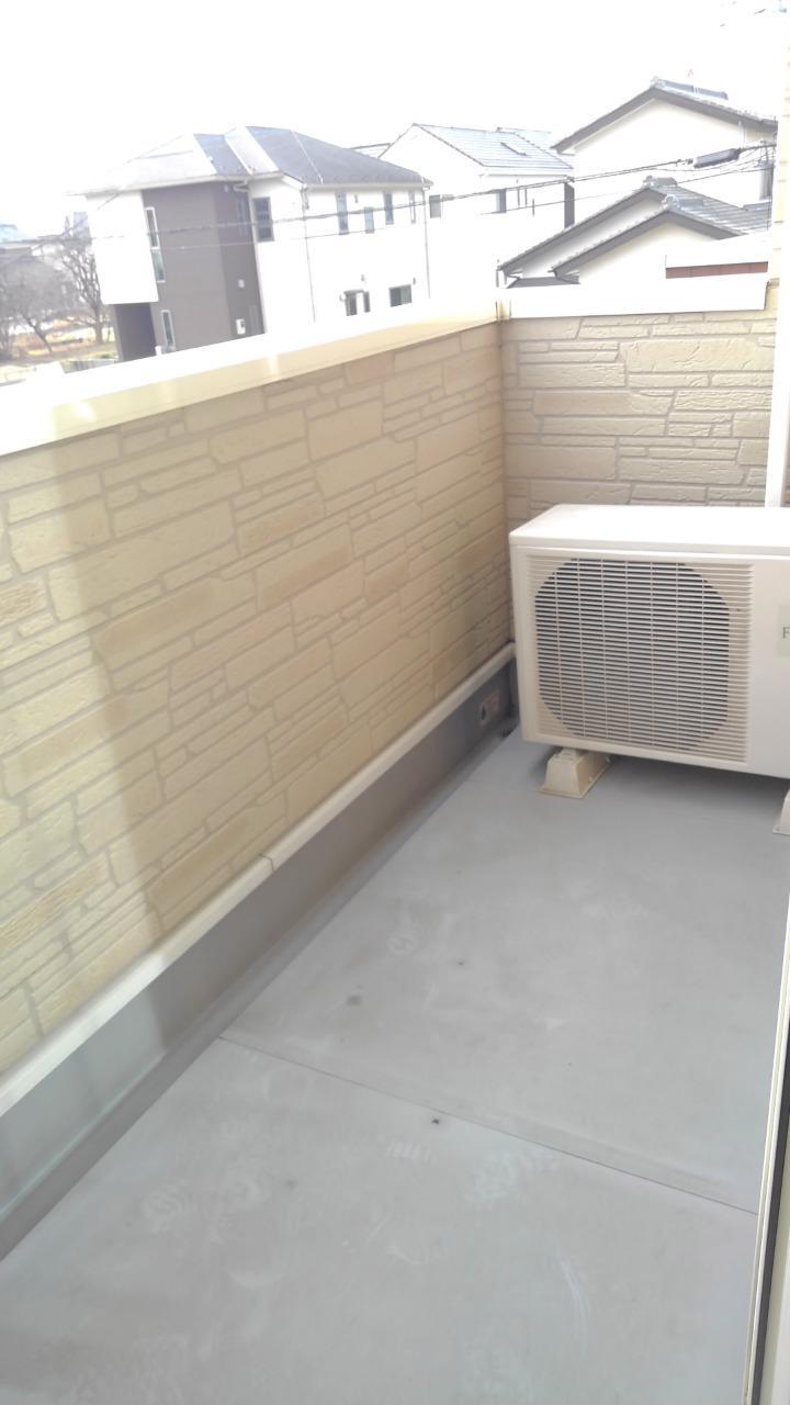 プラシードⅢ番館 02030号室のセキュリティ