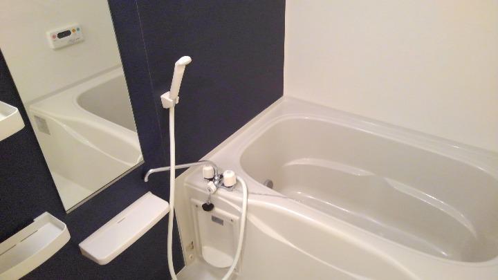 クレセント ルーン 01040号室の風呂