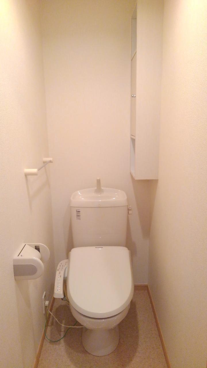 クレセント ルーン 01040号室のトイレ