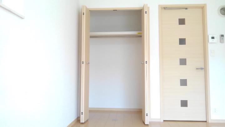 クレセント ルーン 01040号室の収納